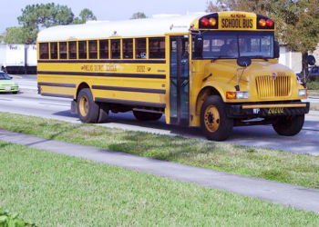 school bus safety tips