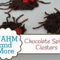 Chocolate Spider Clusters