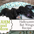 Halloween Bat Wings Recipe