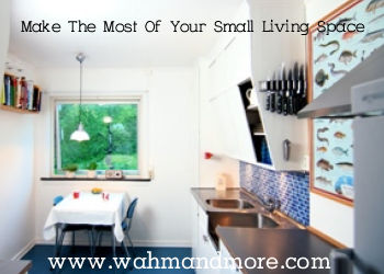 Make The Most Of Your Small Living Space