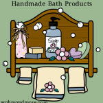 handmade bath products