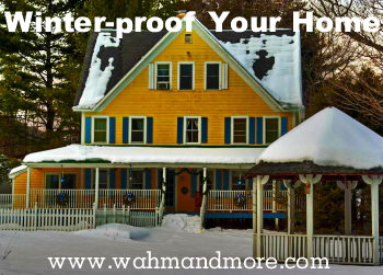 Winter-Proof Your Home In 8 Easy Steps