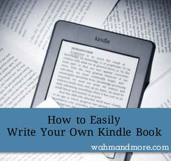Writing an eBook Book Is As Easy As Pie